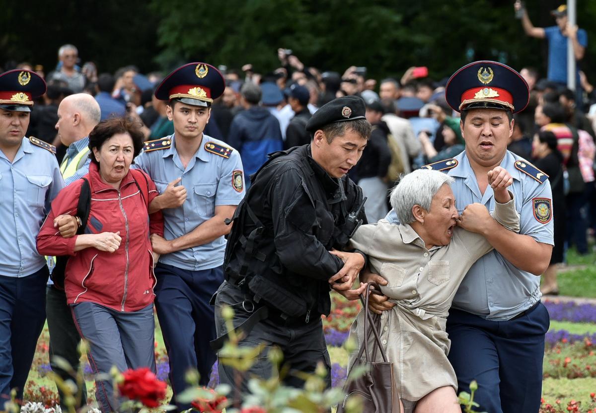Image result for выборы казахстан 2019 протесты
