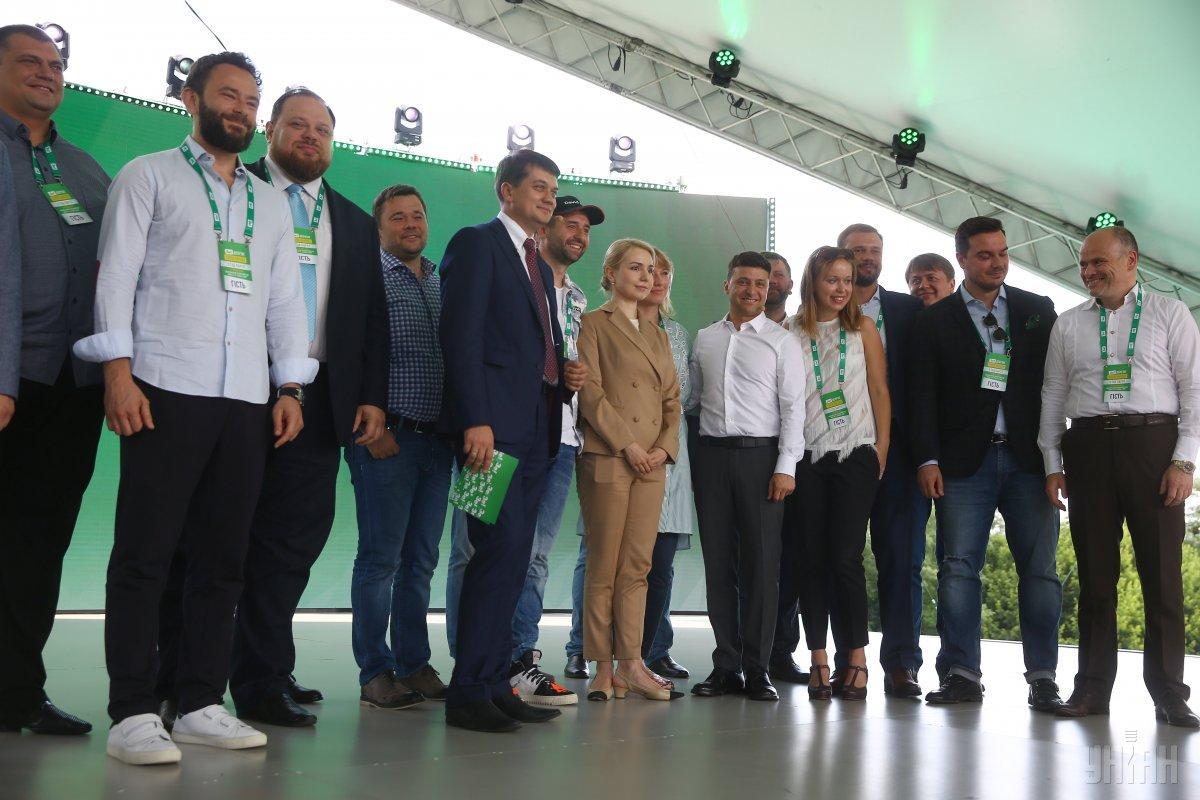 Партія розглядає 4-х кандидатів на пост глави уряду / фото УНІАН