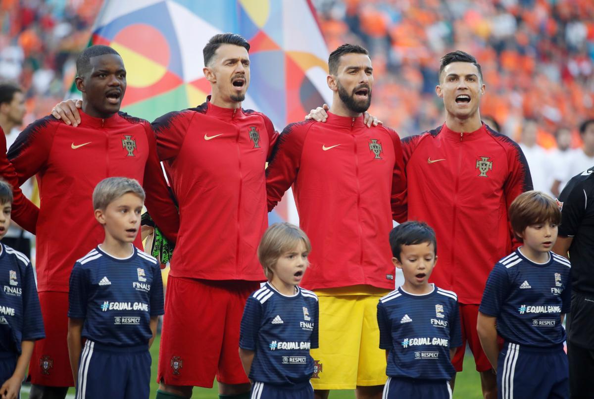 Сборная Португалии / REUTERS