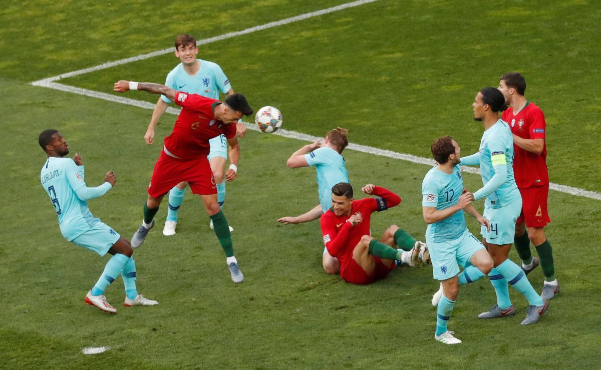 Португалия - Нидерланды / REUTERS