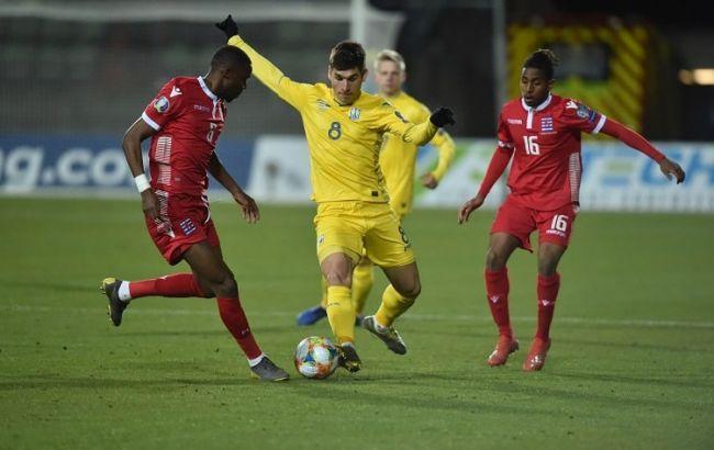 Збірна України вдруге у відборі зіграє проти Люксембургу / фото: УАФ