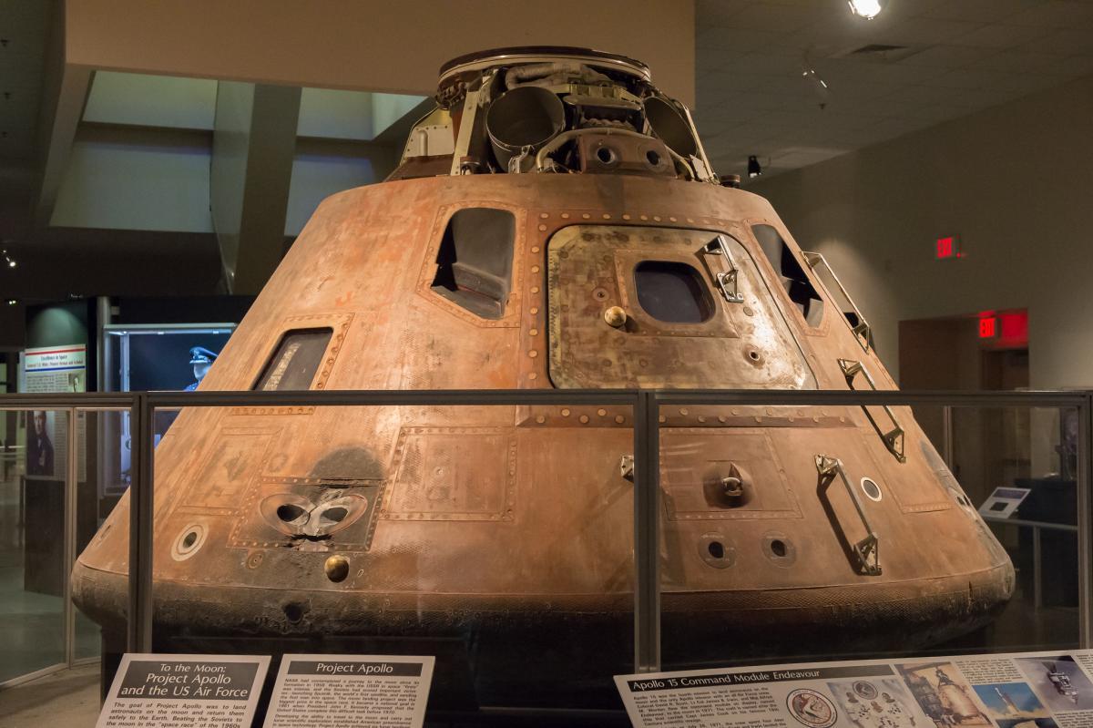 """Ученые нашли утерянный в космосе модуль """"Аполлона 10"""" / Flickr/mark6mauno"""
