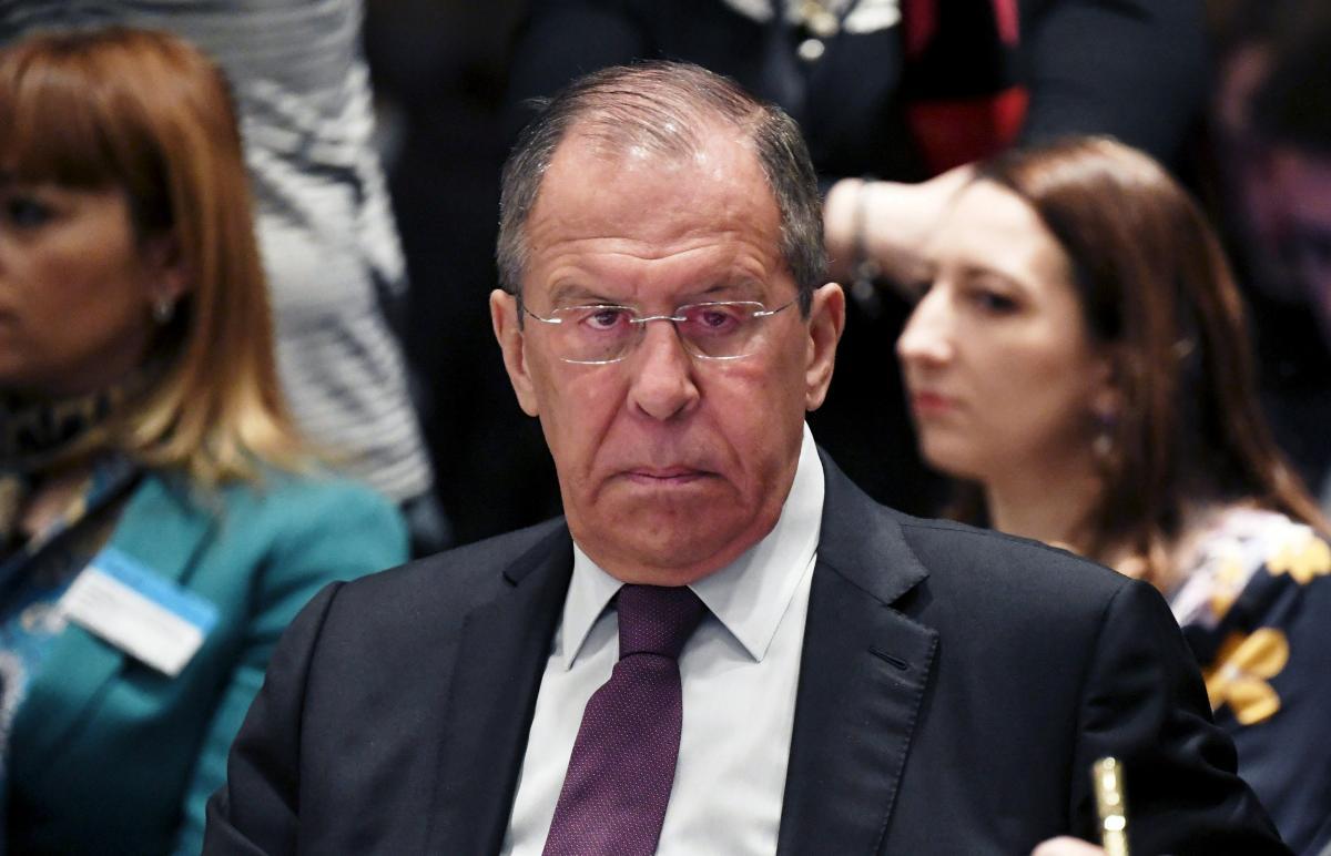 Сергей Лавров / REUTERS