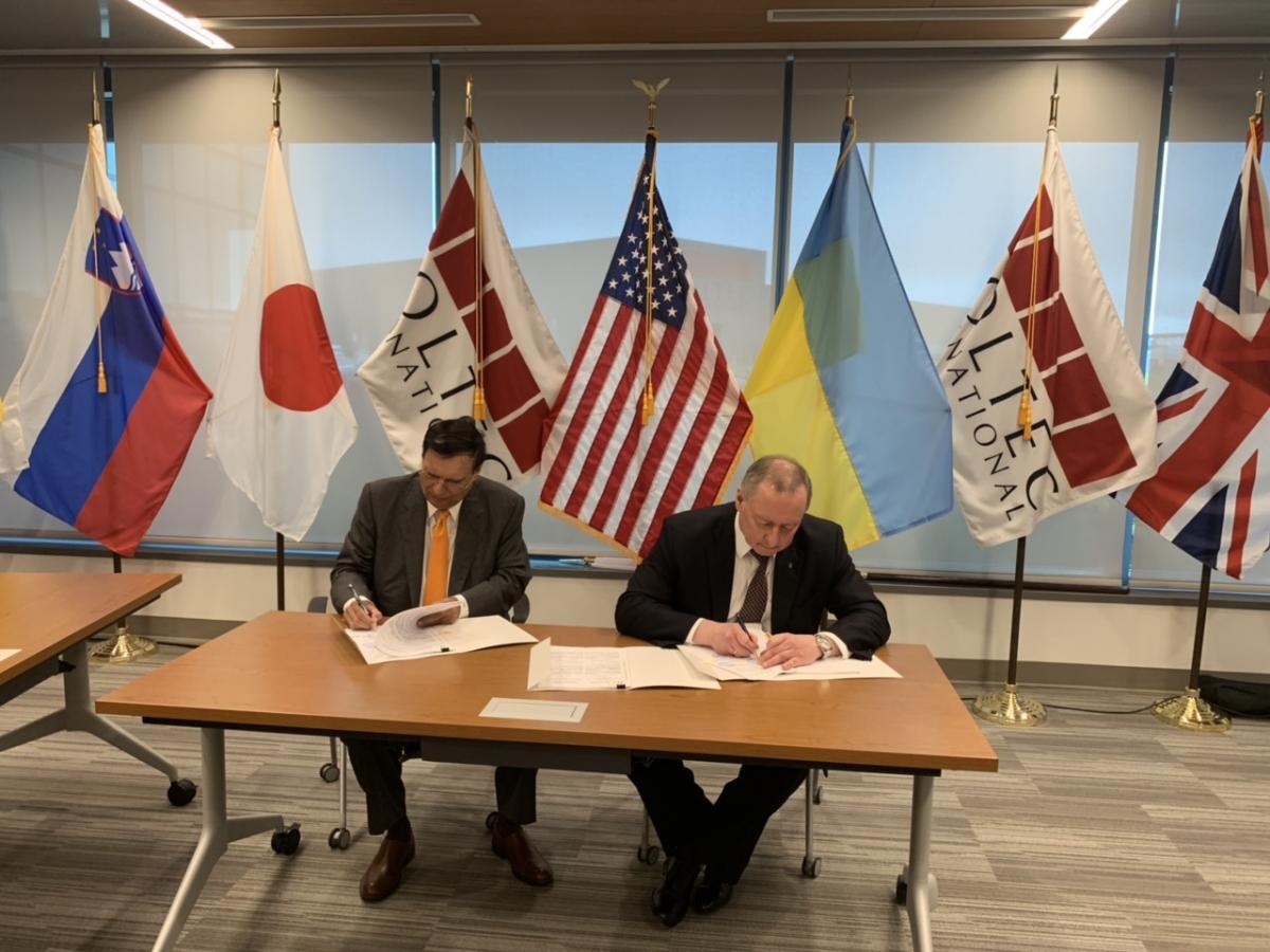 Энергоатом, ГНТЦ ЯРБ и Holtec International подписали соглашение о партнерстве / фото energoatom.com.ua