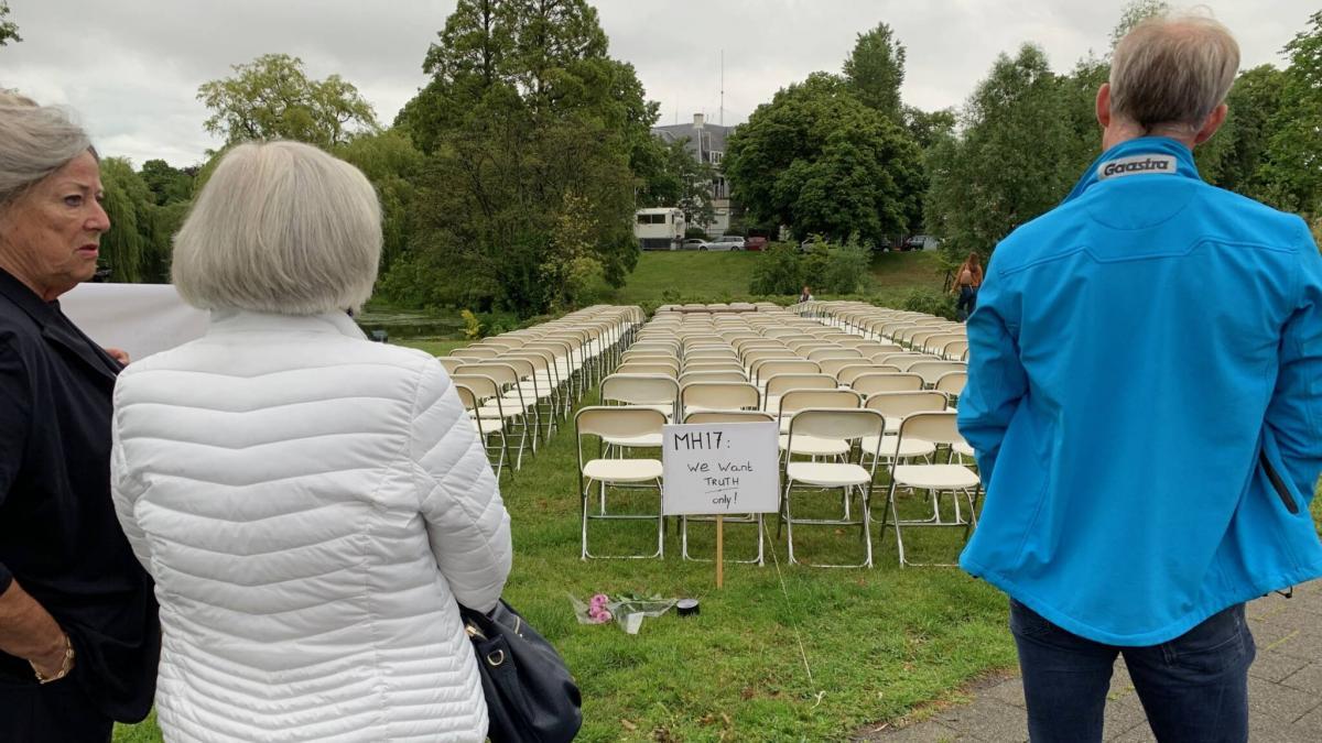 Родичі жертв катастрофи MH17 вимагають справедливості / NOS