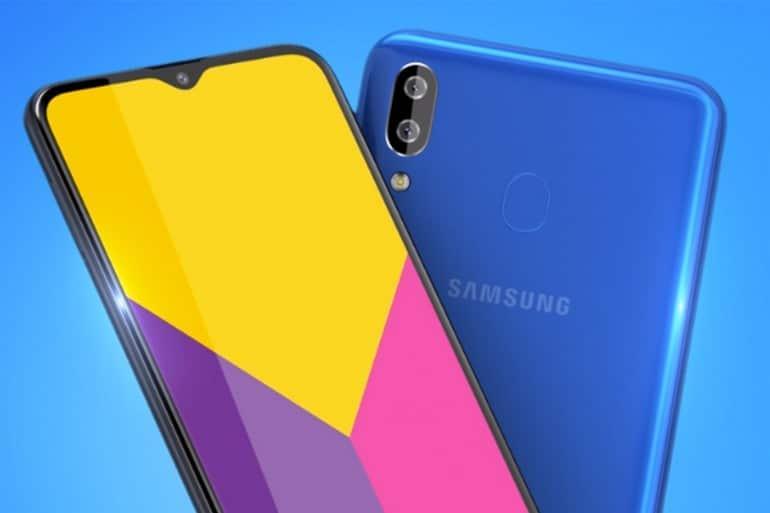 Samsung Galaxy M10 основана на однокристальной системе Exynos 7870 / фото Samsung