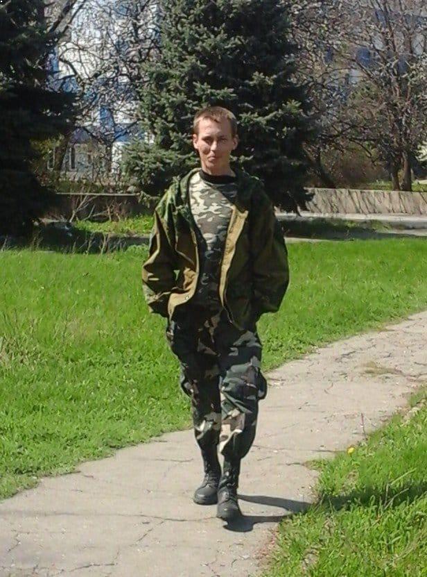 Грумницький Олексій / facebook.com/ukrop.bc