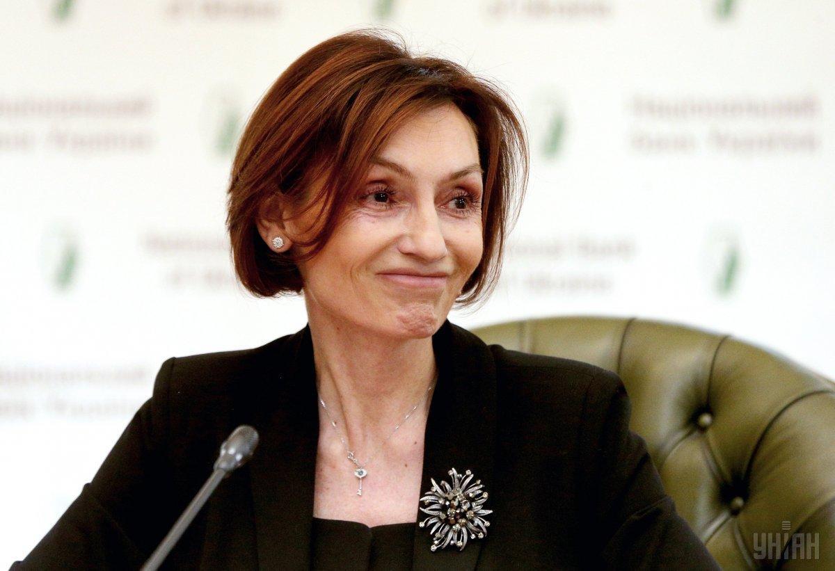 И.о. главы НБУ Екатерина Рожкова / фото УНИАН