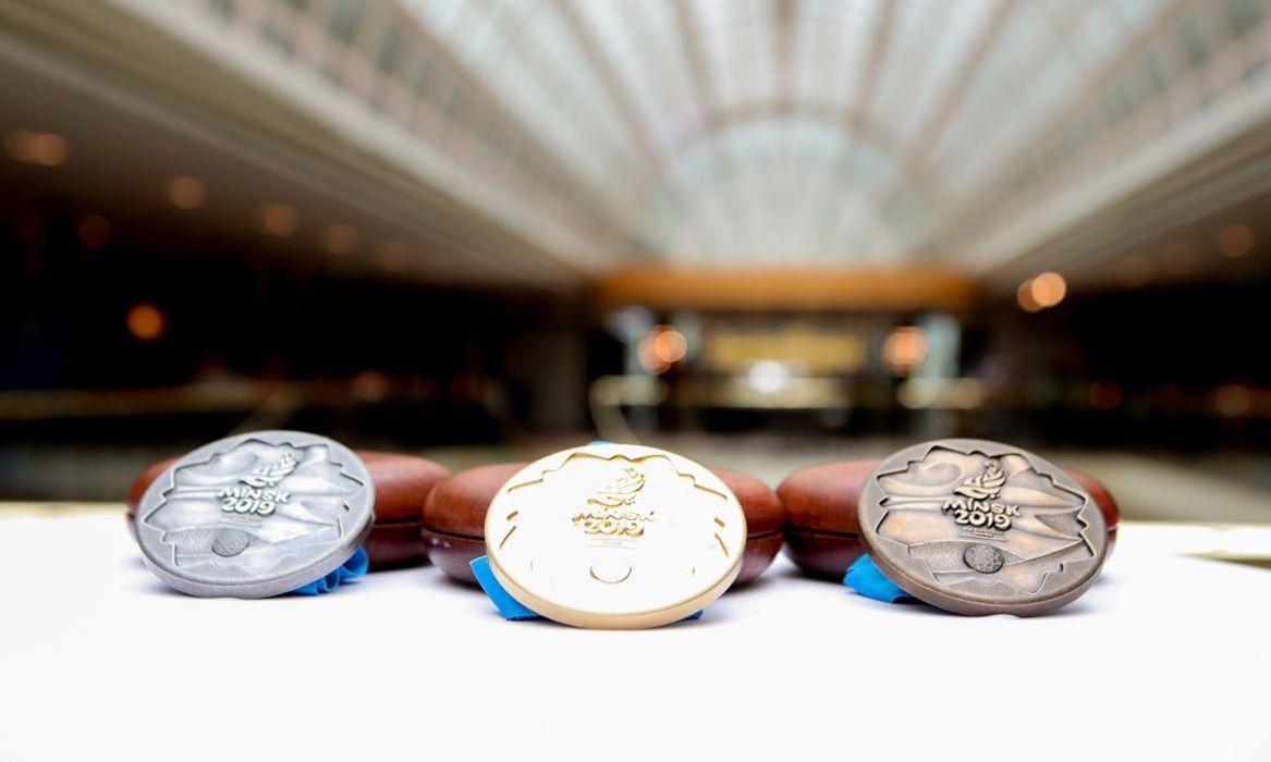 На Європейських іграх розіграють 200 комплектів нагород / фото: minsk2019.by