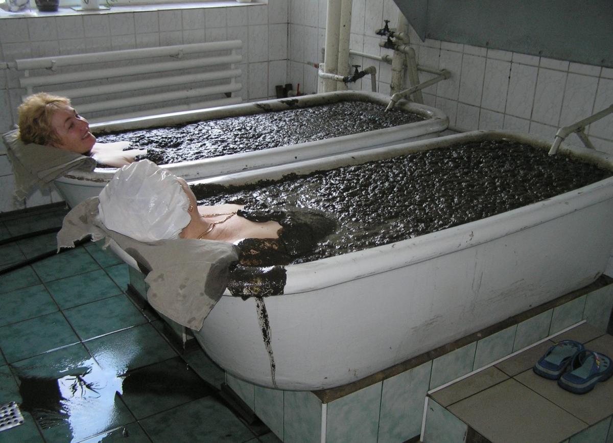 Процедуры в санаториях Славянска / Фото «Славянский курорт»