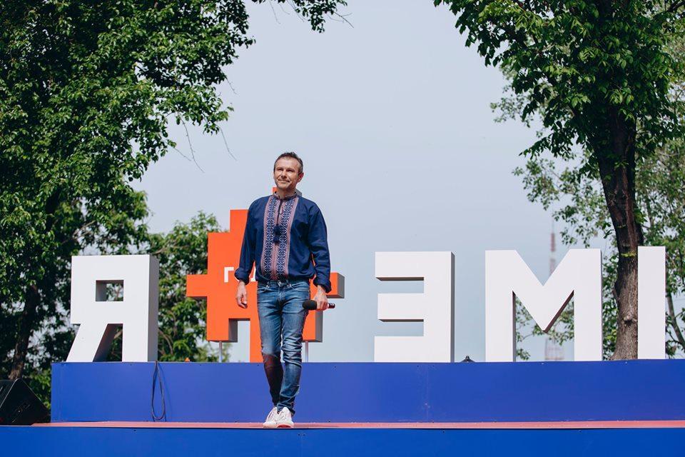 Вакарчук не против стать премьером / фото: Святослав Вакарчук/Facebook