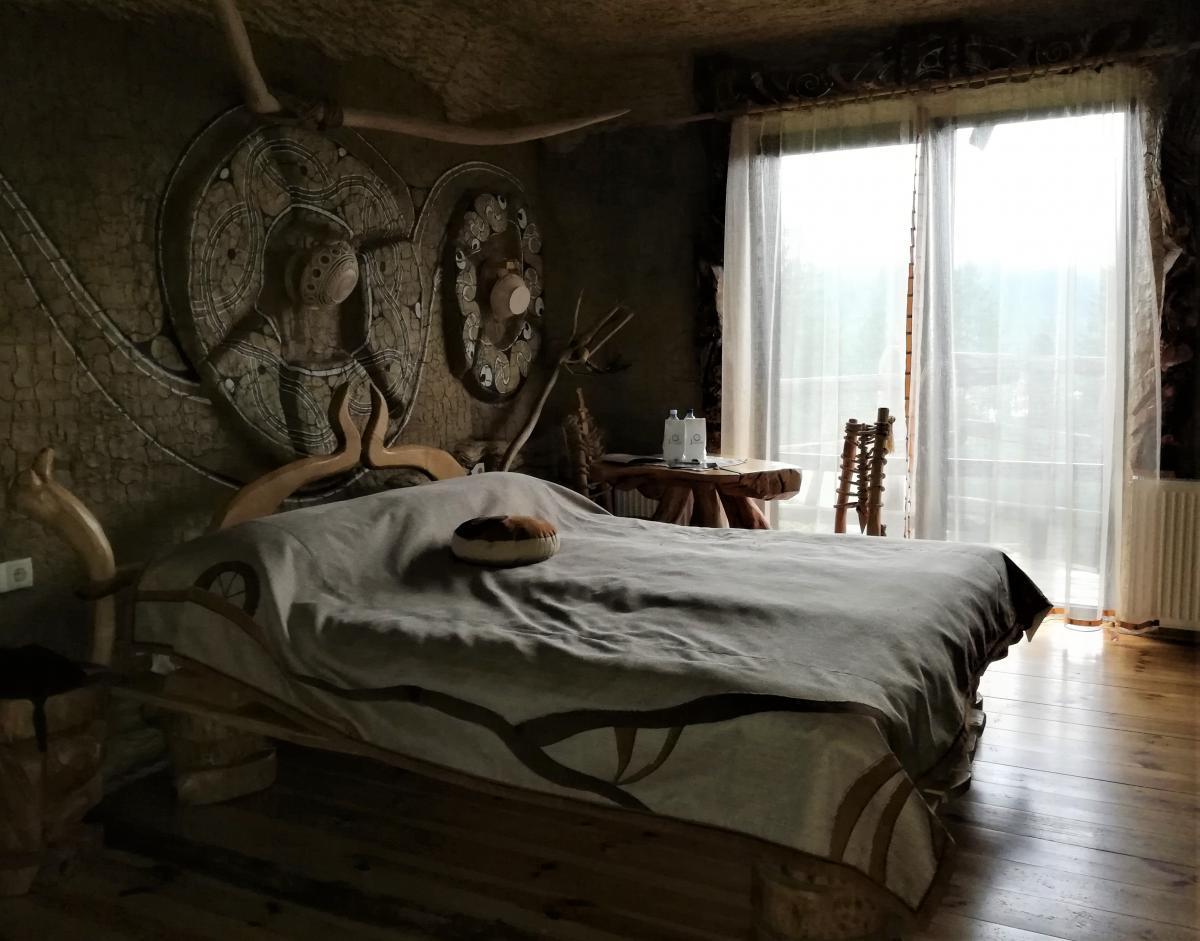 Корпус «Історія» в готелі «Стара правда» / Фото Марина Григоренко