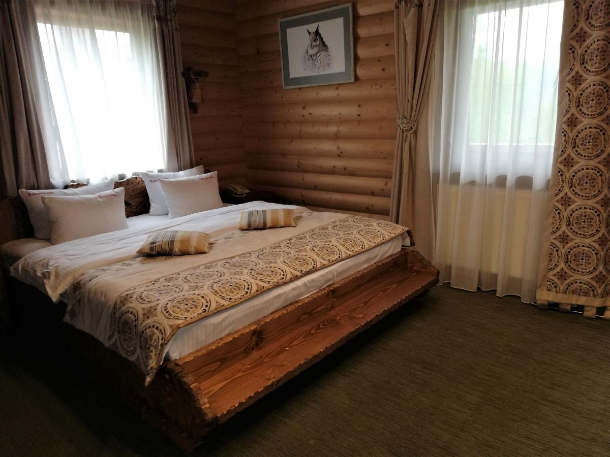 Номер в отеле «Ведмежа гора» в Яремче / Фото Марина Григоренко