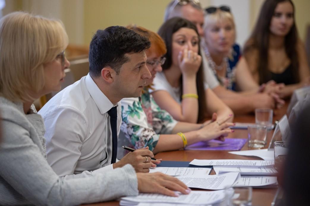 За словами Зеленського, нині робляться кроки для визволення моряків / фото: president.gov.ua