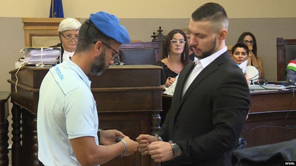 Нацгвардейца Виталия Маркива итальянский суд приговорил к 24 годам тюрьмы / фото radiosvoboda.org