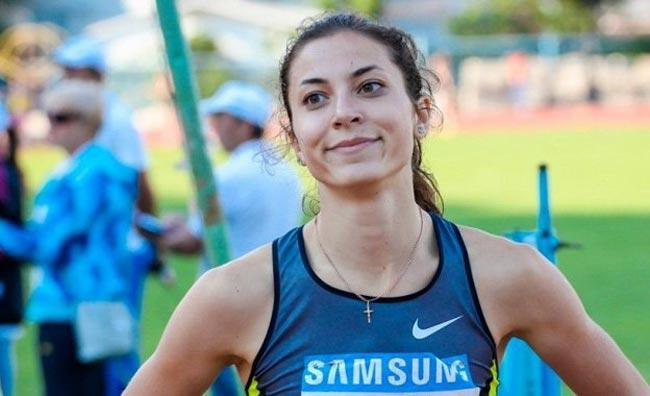 Ольга Ляховая стала лучшей на дистанции 800 метров / фото: xsport.ua