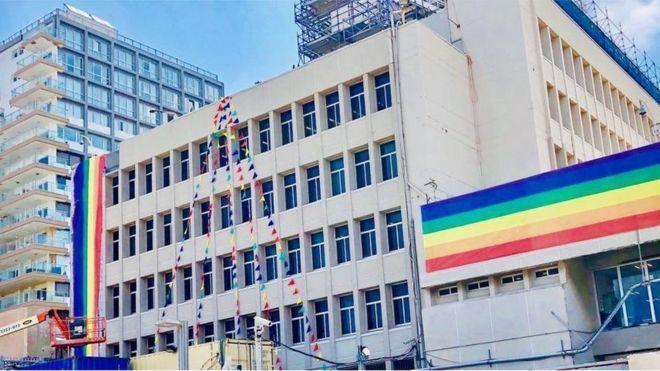 Дипломатична установа США в Тель-Авіві, Ізраїль / фотоПосольство США в Єрусалимі
