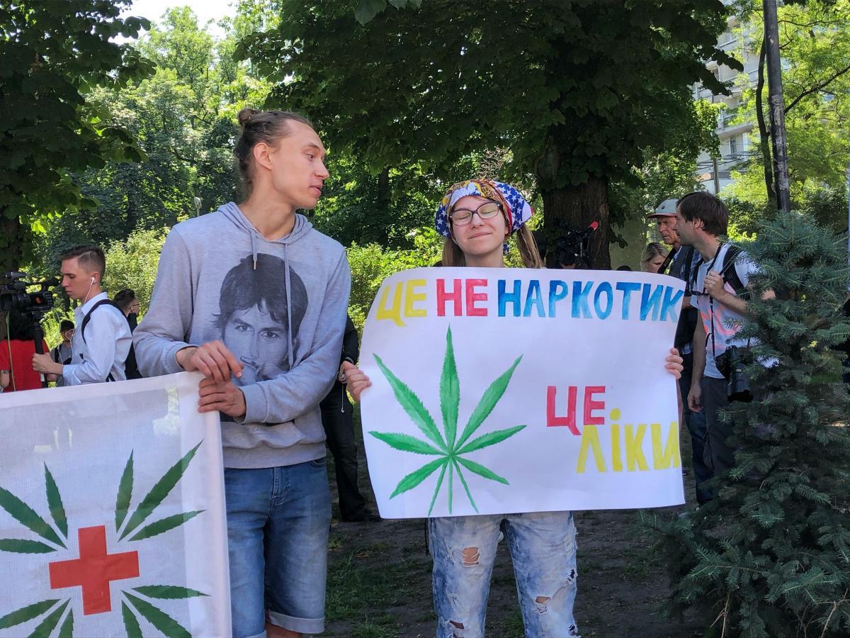 Легализовали марихуану в украине ткацкие станки конопля
