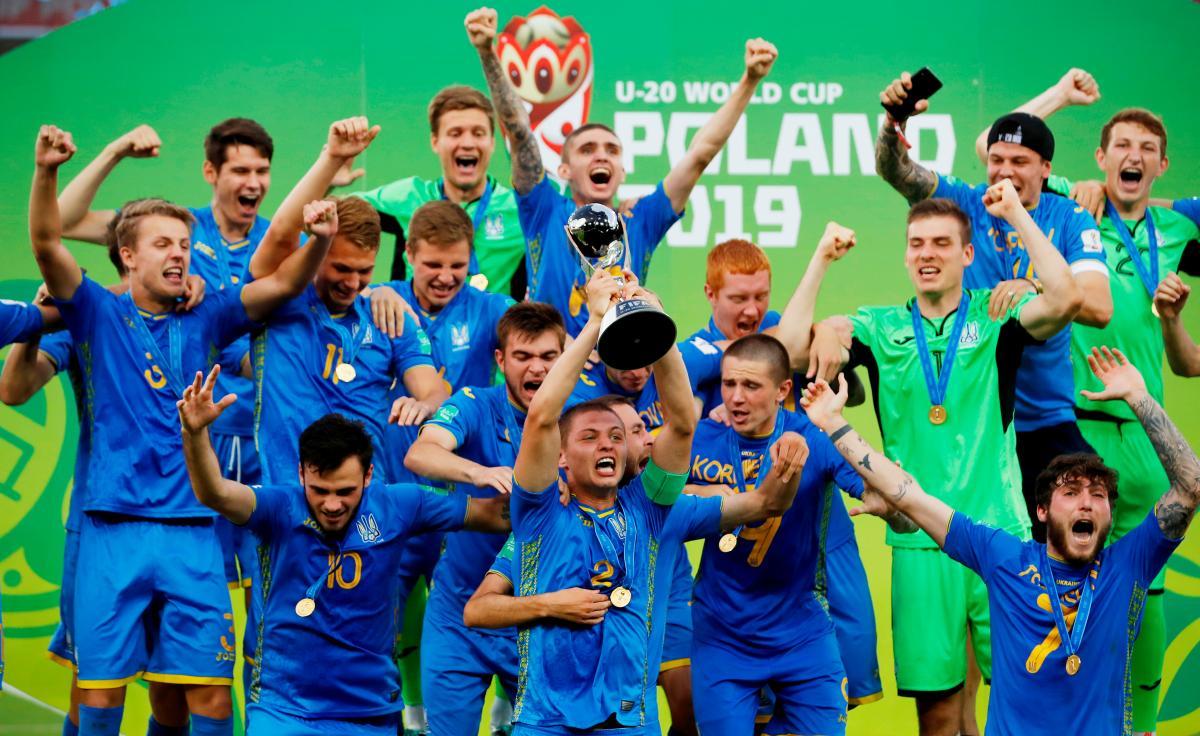 Збірна України U-20 / REUTERS