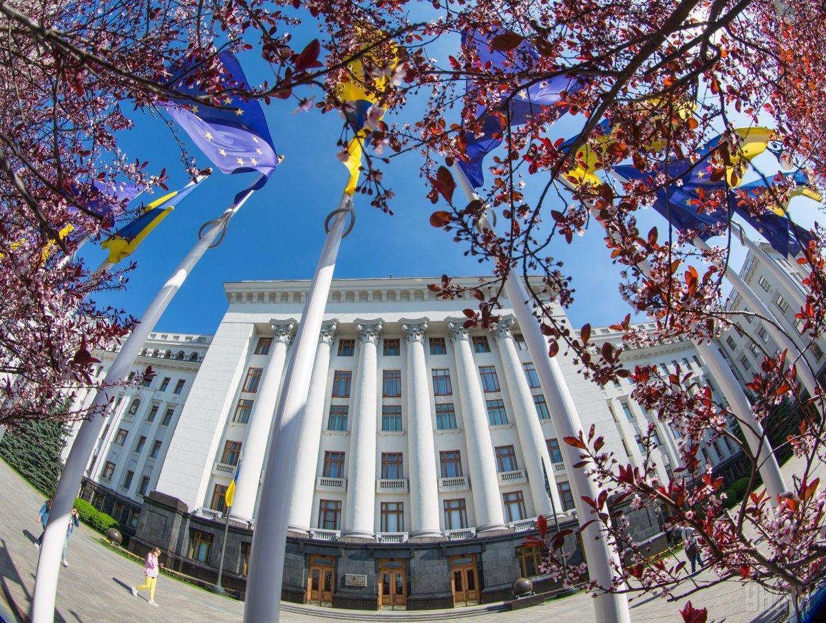 В Адміністрації президента підтвердилинамір переїхати з будівлі на Банковій / фото УНІАН
