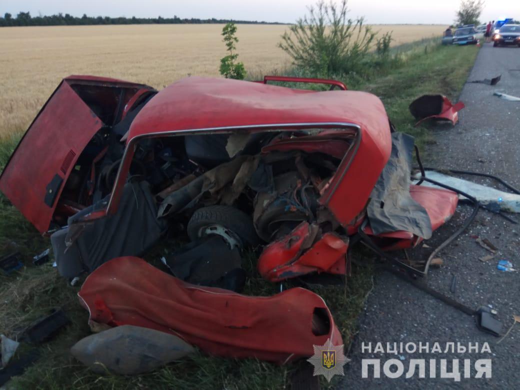 Аварія сталася 17 червня / фото od.npu.gov.ua