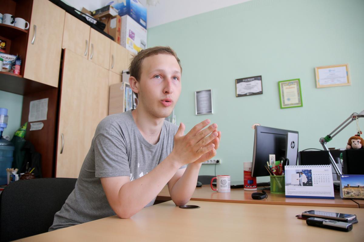 Найбільшою подією є щорічна Вікіконференція – всеукраїнська конференція, присвячена Вікіпедії та проектам Фонду Вікімедіа, розповів адміністратор української Вікіпедії / фото УНІАН