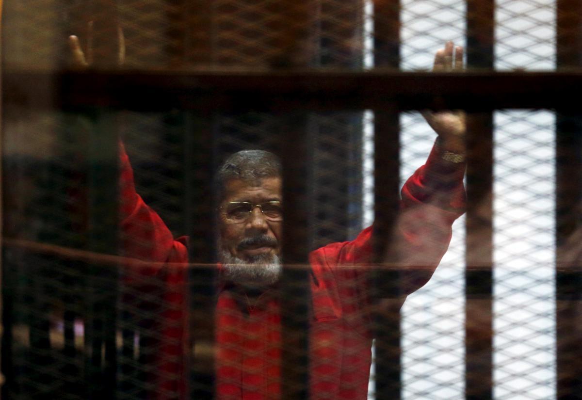 Мухаммед Мурси / REUTERS