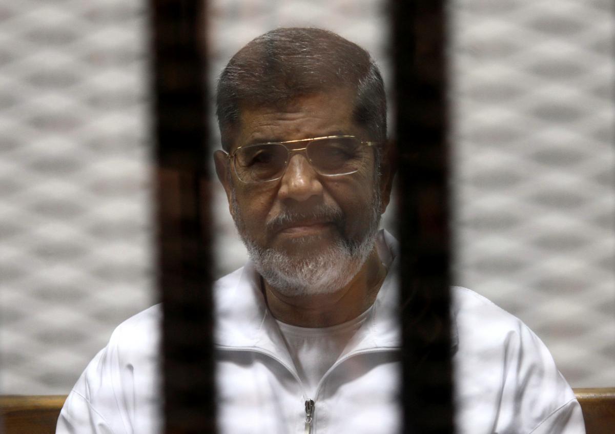 Мухаммед Мурси  REUTERS