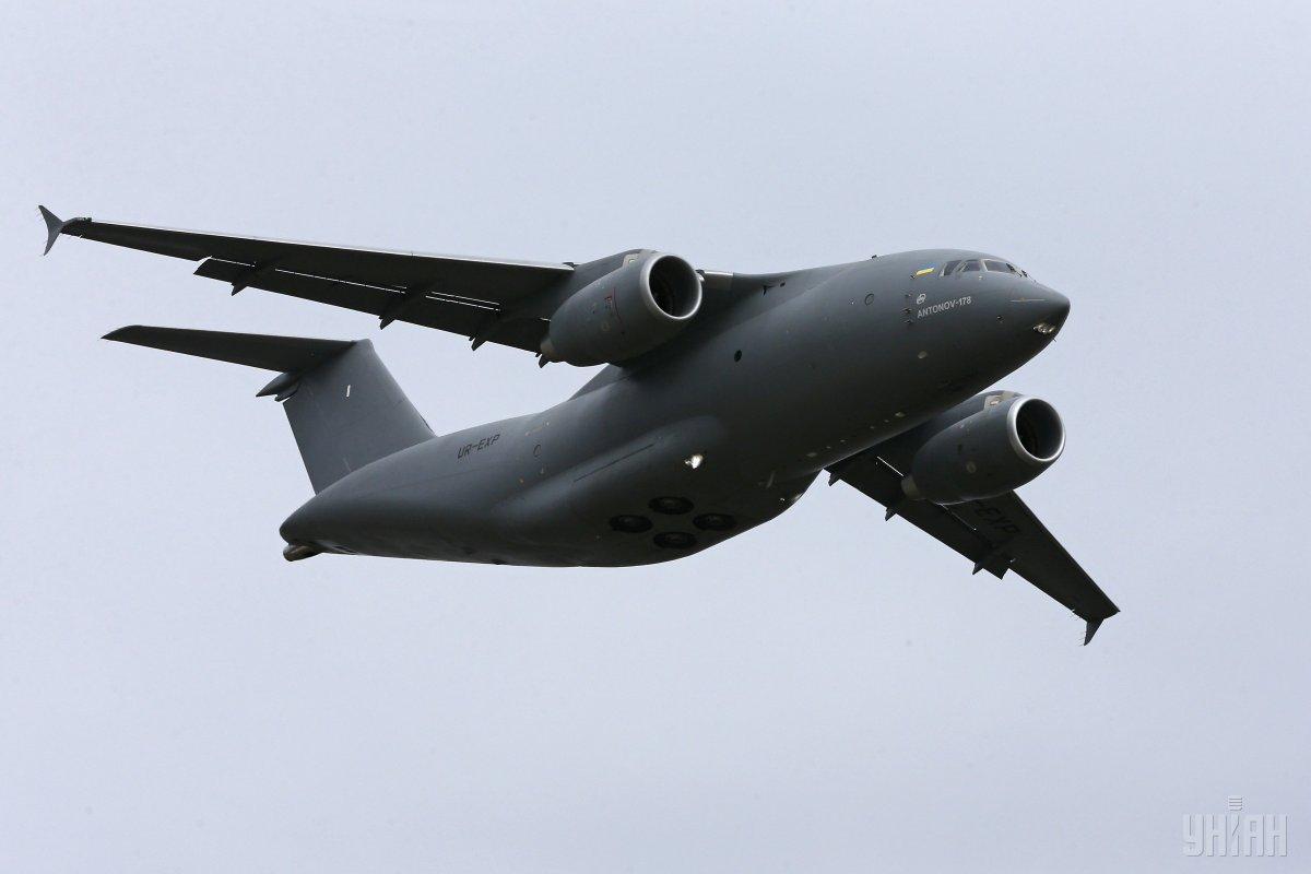 Вже цієї осені відбудуться демонстраційні польоти Ан-178 для МВС / фото УНІАН