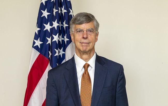 Уильям Тейлор вернулся в Украину как временно поверенный в делах США / фото usembassy.gov