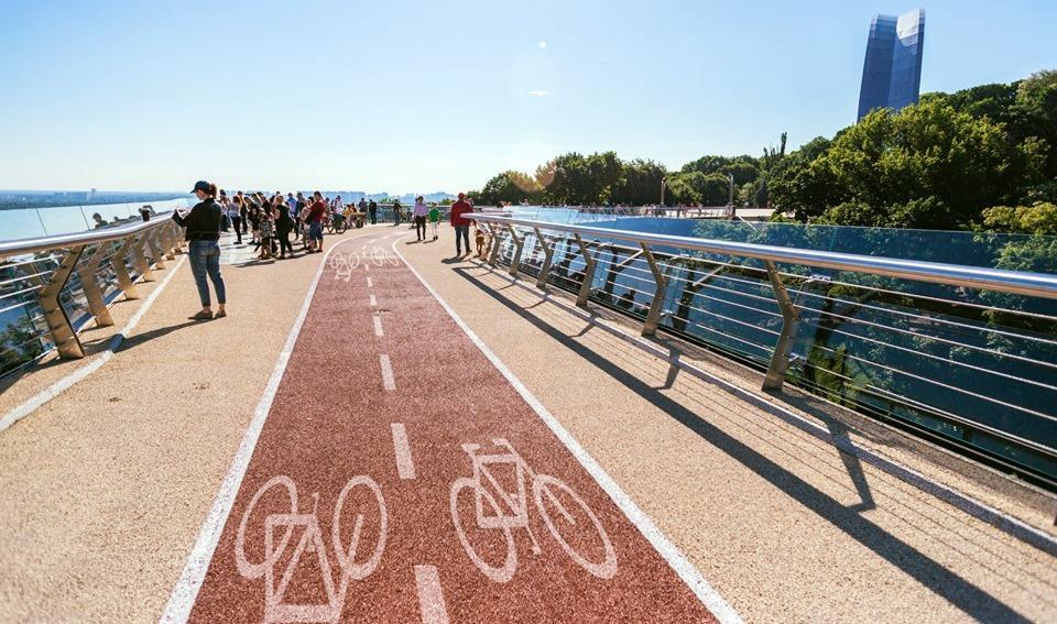 А так она должна была выглядеть, согласно проекту / фото: Київ - Велосипедне Місто