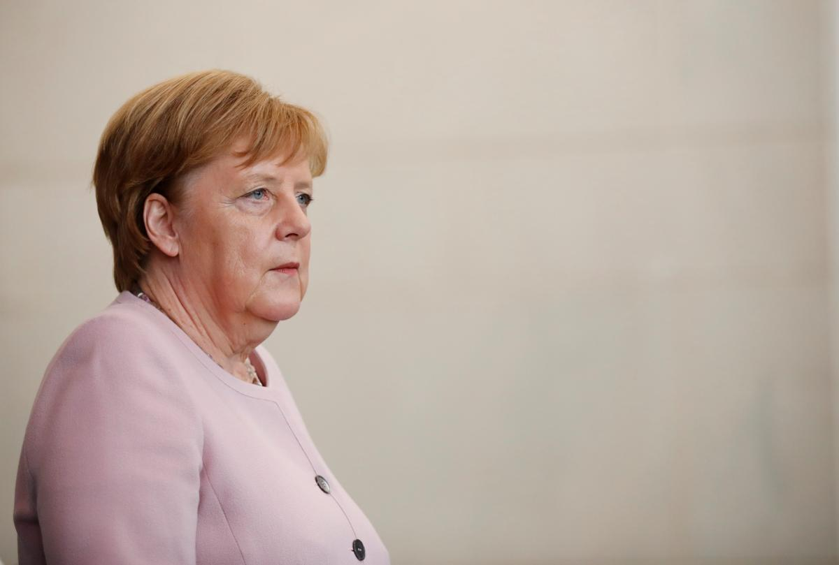 Ангела Меркель / фото REUTERS