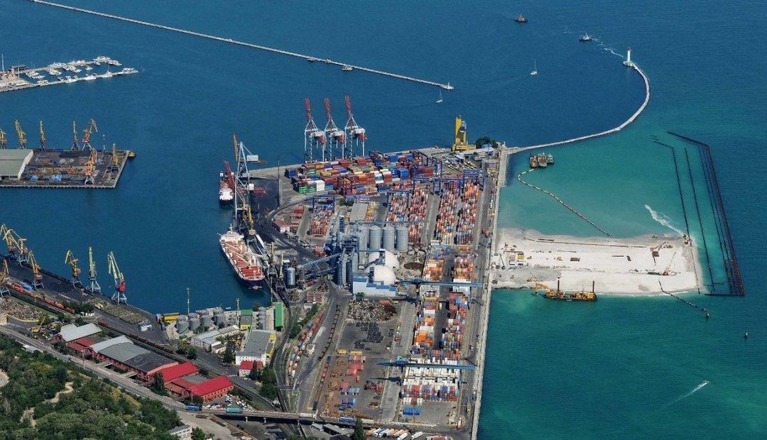 Одесский морской торговый порт / фото logist.today