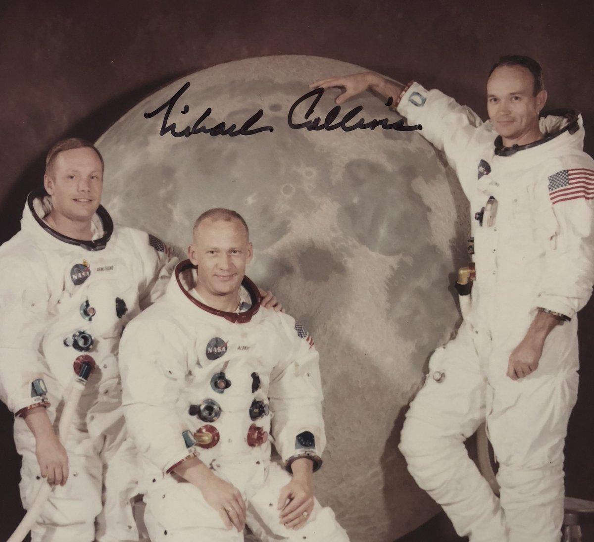 Аполлон 11 / Twitter/Michael Collins