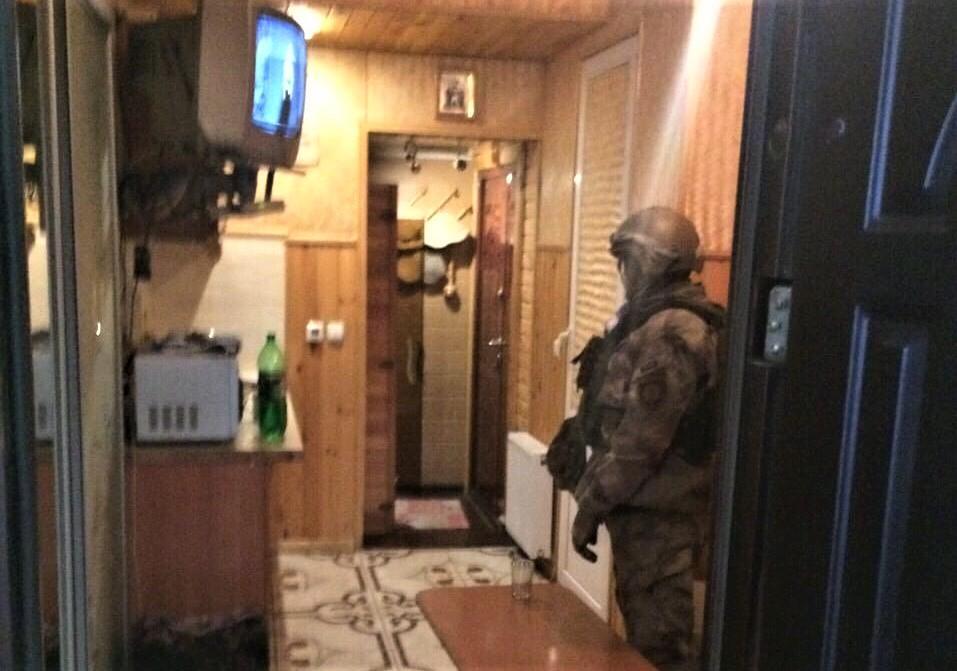 В Сумах полиция разоблачила деятельность борделя / фото su.npu.gov.ua
