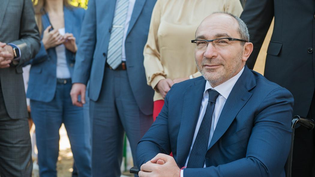 Кернес лечится в Германии / Фото opposition.com.ua