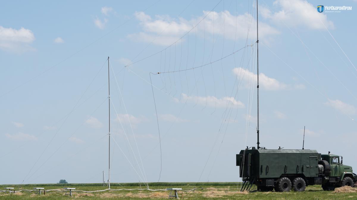 Перша серійна станція РЕБ Р-330КВ1М успішно пройшла випробування / фото Укроборонпром