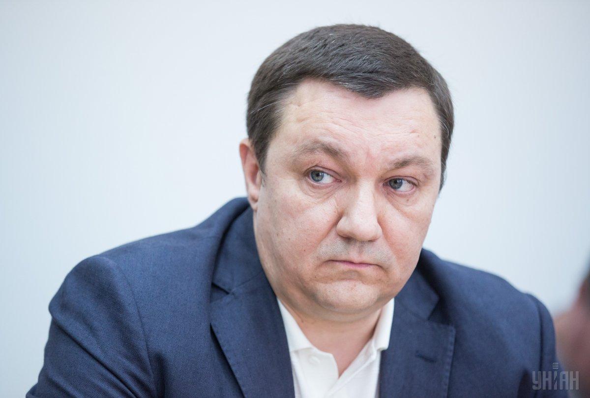 19 июня Дмитрия Тымчука нашли застрелянным / фото УНИАН