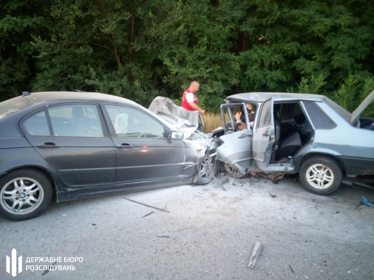 На Херсонщине произошло смертельное ДТП с участием полицейского / фото ГБР