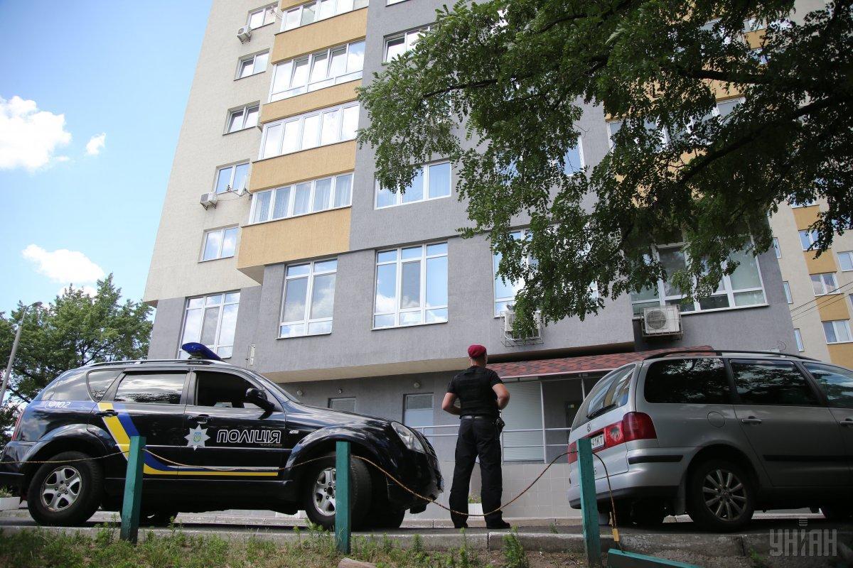 Полицейские рассматривают три версии гибели Тымчука / фото УНИАН