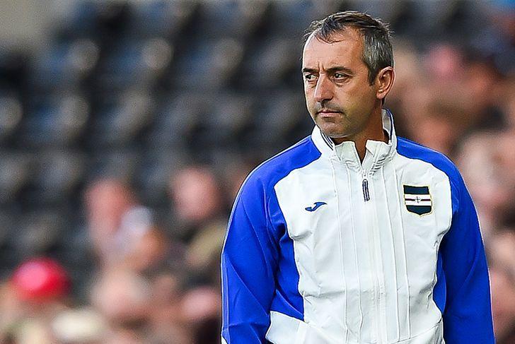 Марко Джампаоло раніше очолював Сампдорію / фото: sampdoria.it