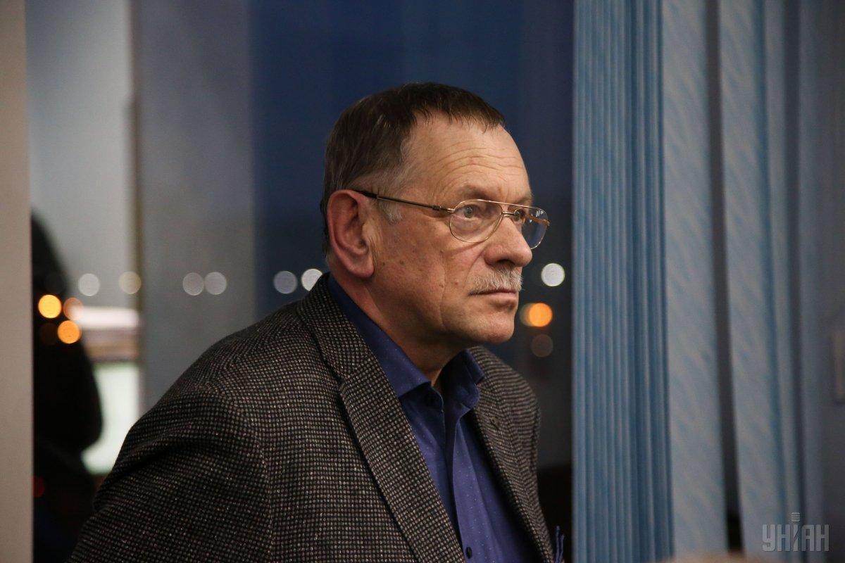 Віктор Гандзюк просить президента про конфіденційну зустріч без камер іжурналістів / фото УНІАН
