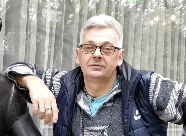 Vadym Komarov's Facebook