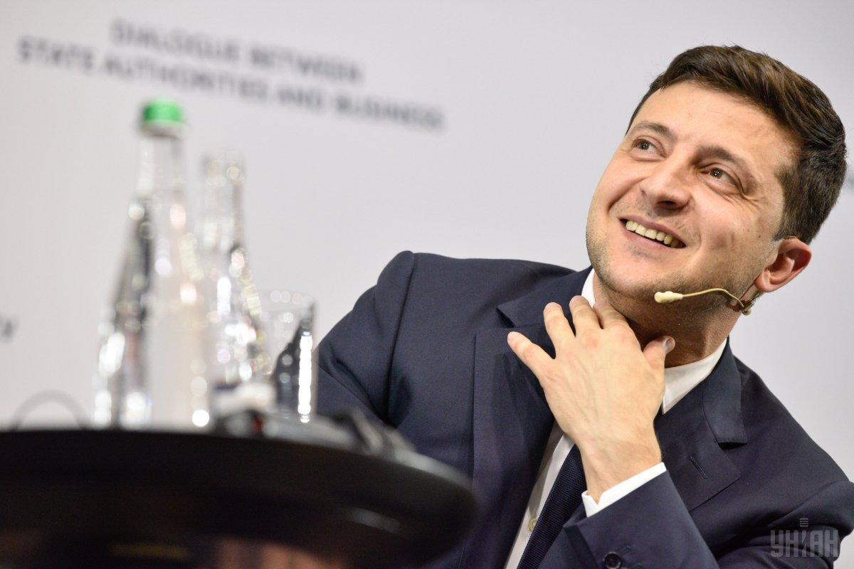 Владимир Зеленский отменил 161 указ предыдущих президентов / фото УНИАН
