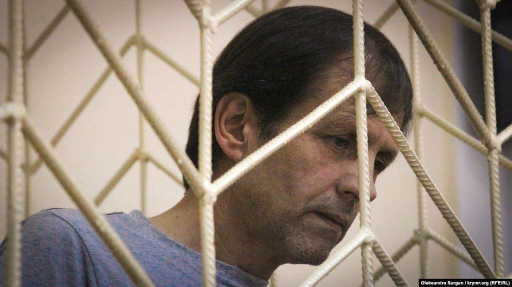 """Балух пробудет в штрафном изоляторе """"минимум до 2 июля"""" / фото krymr.com"""