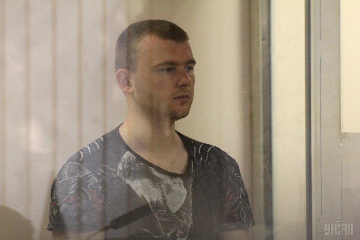 Підозрюваний Микола Тарасов не вважає себе винним / Фото УНІАН