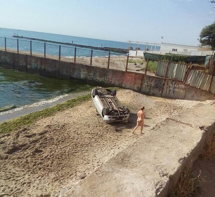 фото спасательно-водолазная служба Одесского горсовета