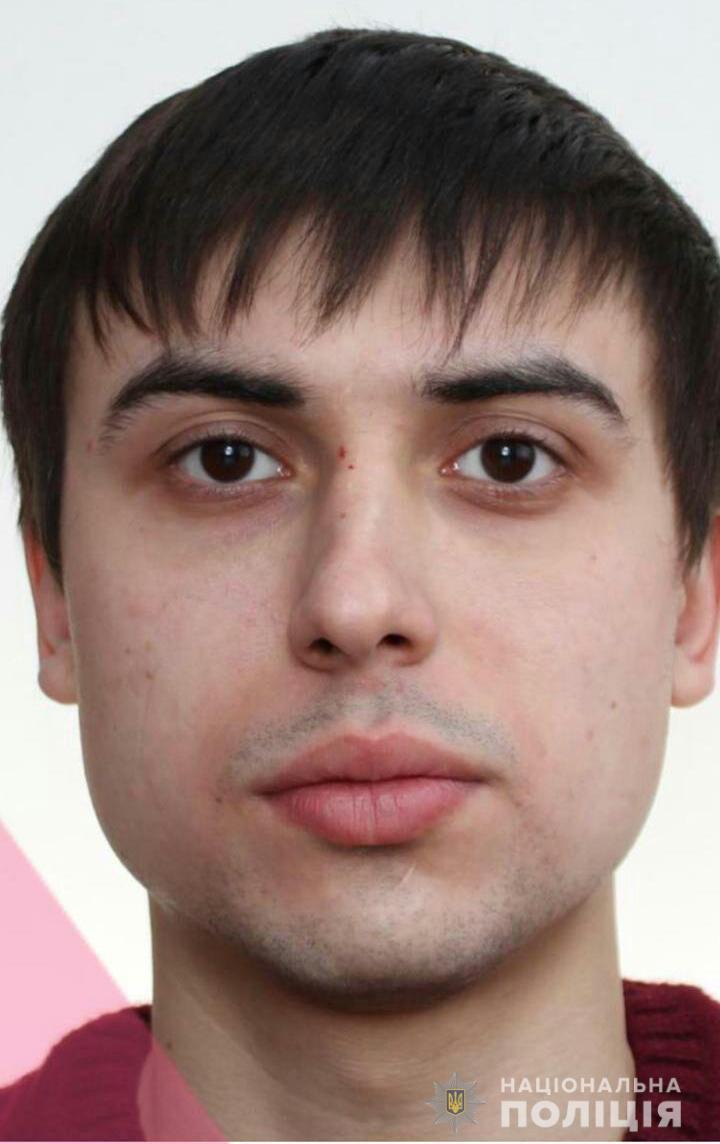 Одиниз нападавших объявлен в розыск / фото: пресс-служба полиции
