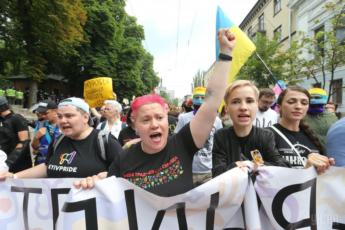 Денисова призвала украинцев быть толерантными друг к другу и уважать права каждого / УНИАН