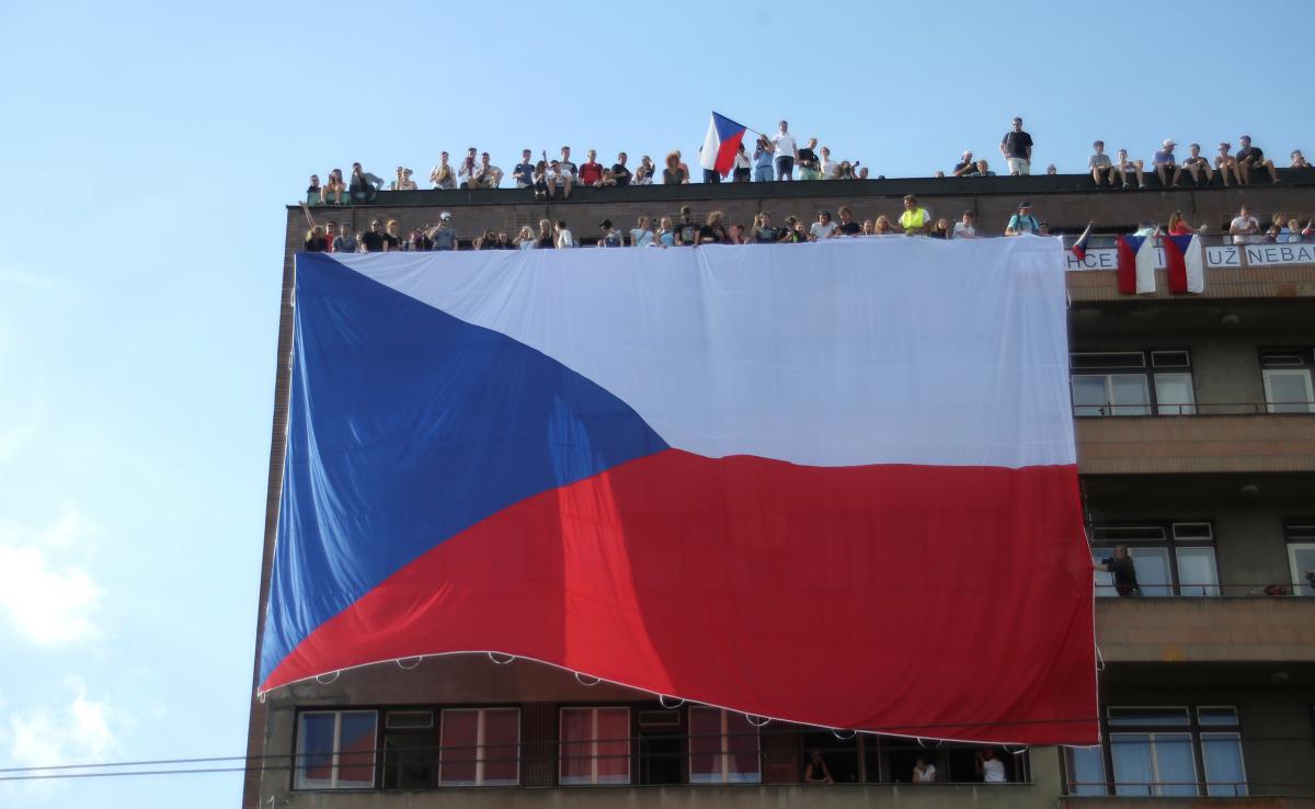 Россия будет снова и снова атаковать Киев и Прагу, пока не смирится, что она больше не империя / фото REUTERS